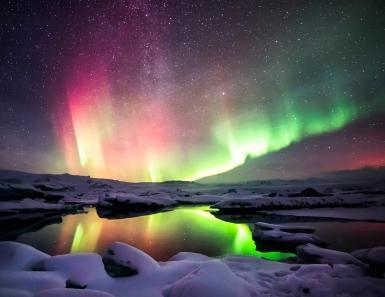 Aurora Borealis, Iceland