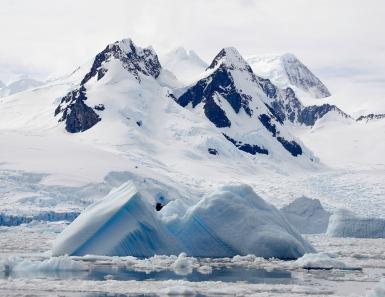 Transantarctic Mountains (TAM), Antarctica