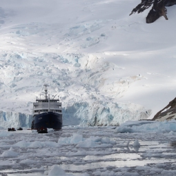 Research Vessel, Antarctica