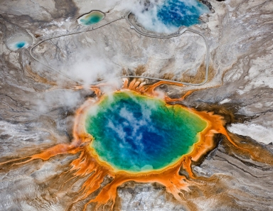 Yellowstone National Park, Wyoming, Stati Uniti